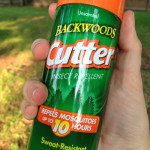 Can't wait to use this Backwoods Cutter Spray on our next hiking adventure