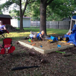 Sandbox Fun and No Bug Bites!